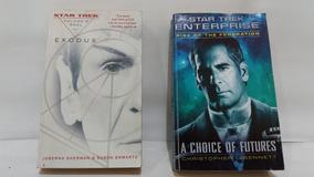 Livros / Star Trek / Os 2 Por Apenas...