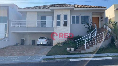 Casa Com 3 Dormitórios À Venda, 224 M² Por R$ 1.280.000,00 - Condomínio Parque Esplanada - Votorantim/sp - Ca0376