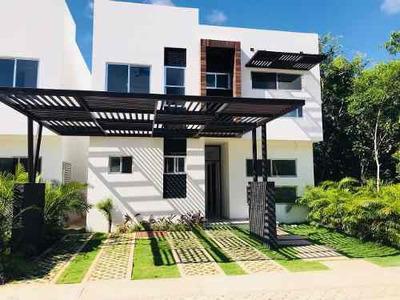 Casa En Renta En Cancun Residencial Aqua