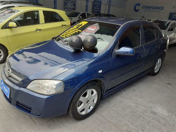 Chevrolet Astra 2.0 Advantage Flex Power Aut. 5p 2007