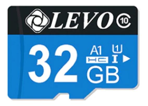 Cartão De Memoria Sd Levo Hc 32gb Levo