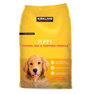Alimento Perro Kirkland Puppy Arroz,pollo Y Vegetales 9.07kg