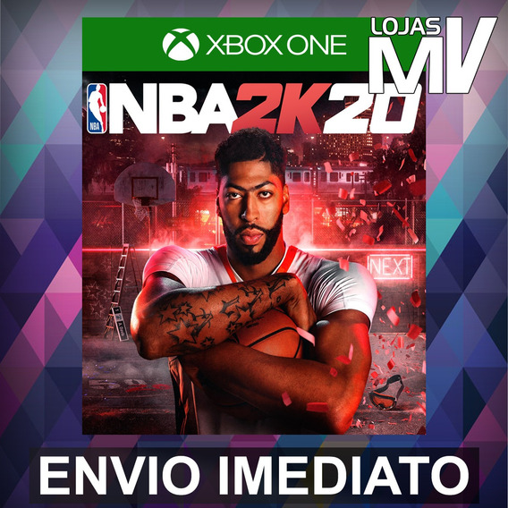 Nba 2k20 Promo Código De 25 Digitos Xbox One