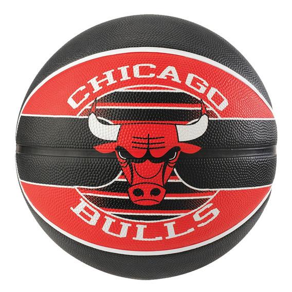 Pelota Basketball Spalding Bulls Warrios Lakers Oficial N°7