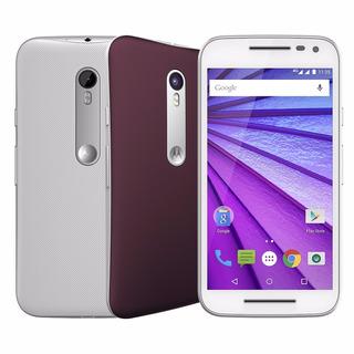 Motorola Moto G 3º Xt1543 - Dual Chip, 16gb, 13mp, 4g - Novo