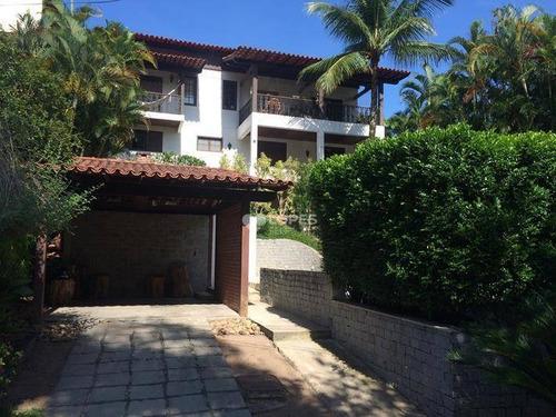 Imagem 1 de 30 de Casa Com 4 Dormitórios À Venda Por R$ 1.100.000,00 - Mata Paca - Niterói/rj - Ca12222