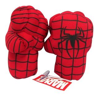 Puños Pequeños Hombre Araña Spiderman Original Marvel