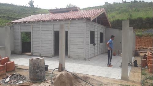 Casas Pré Moldadas Concreto Modular