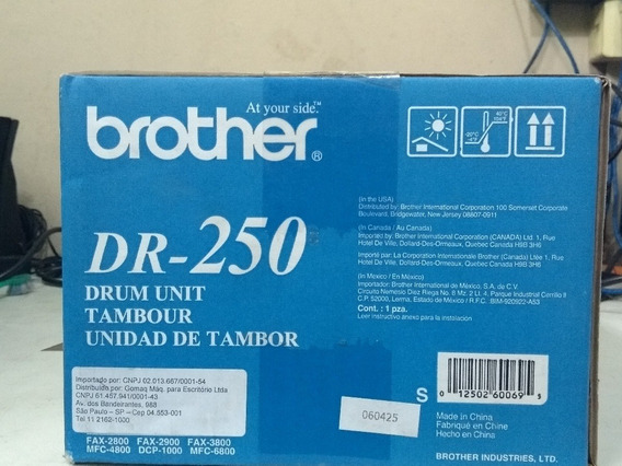 Toner Brother Dr 250