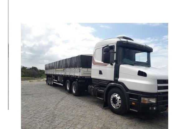 Scania 124/360 Engatado
