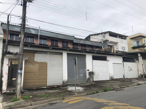 Sobrado Residencial À Venda, Centro, Arujá. - So0250