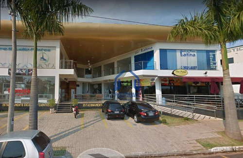 Sala Para Alugar, 35 M² Por R$ 900,00 - Jardim Santa Maria - São José Do Rio Preto/sp - Sa0113