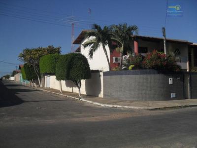 Sobrado Residencial À Venda, Alagadiço Novo, Fortaleza. - Codigo: Ca0089 - Ca0089