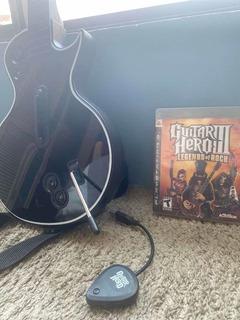 Guitar Hero 3 Ps3 Legends Of Rock