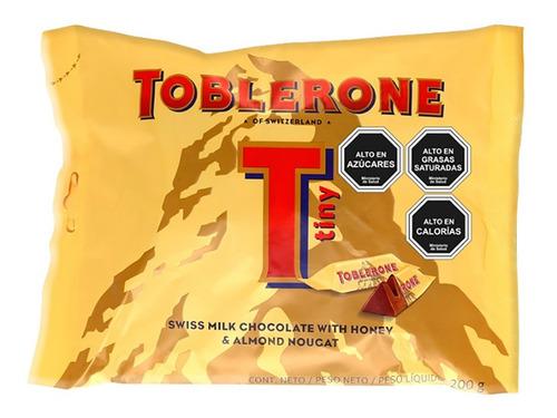 Imagen 1 de 1 de Chocolate Toblerone Mini Leche 200g