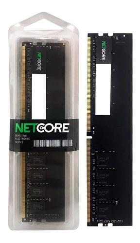 Imagem 1 de 2 de Memória Para Computador 8gb 2666mhz Ddr4 Netcore