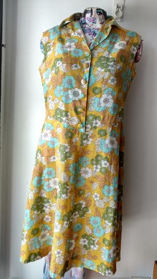 Vestido Vintage Talle M Oferta!