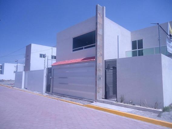 Casa Nueva En Excelente Ubicación,en Lugar Seguro Y Céntrico