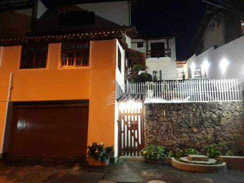 Casa À Venda, 340 M² Por R$ 1.500.000,00 - São Francisco - Niterói/rj - Ca0712