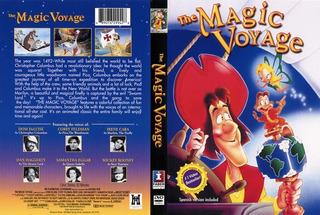 Un Viaje Magico The Magic Voyage 1994 Pelicula Vhs