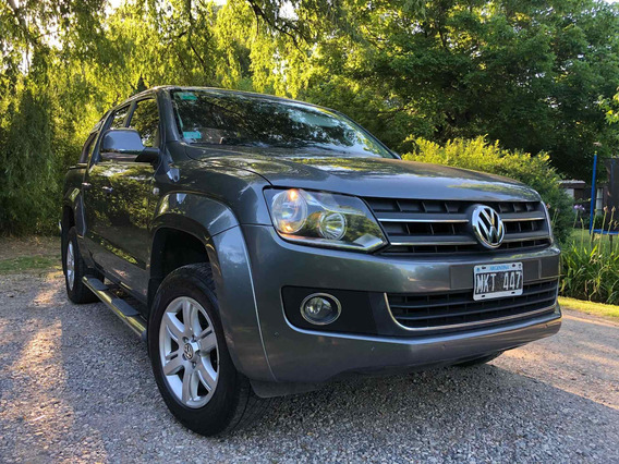 Volkswagen Amarok 2.0 Cd Tdi 4x2 Highline Pack Zw1 C33 2013