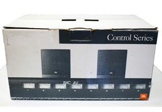 Micro Monitores De Estudio Jbl Made In Usa En Caja, El Par