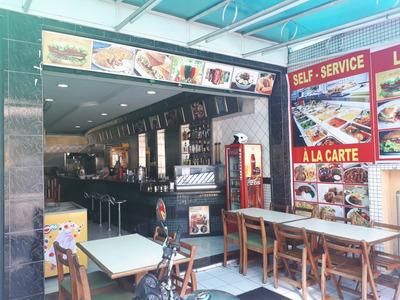 Lanchonete E Restaurantes