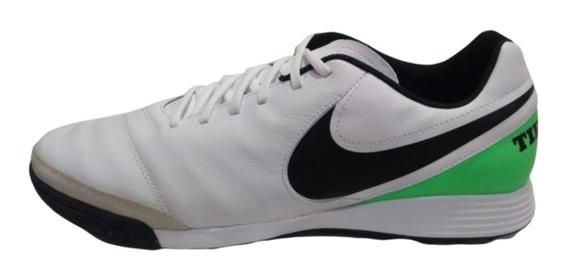 Chuteira Nike Tiempo Genio Leather Tf Society Suiço Promoção