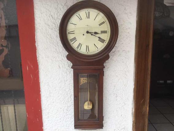 Reloj De Pared Grande Aleman Cuerda Fino Howard Miller