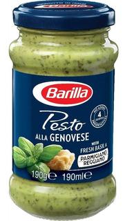 Salsa Italiana Barilla Pesto Genovese 190g Env. Gratis Caba