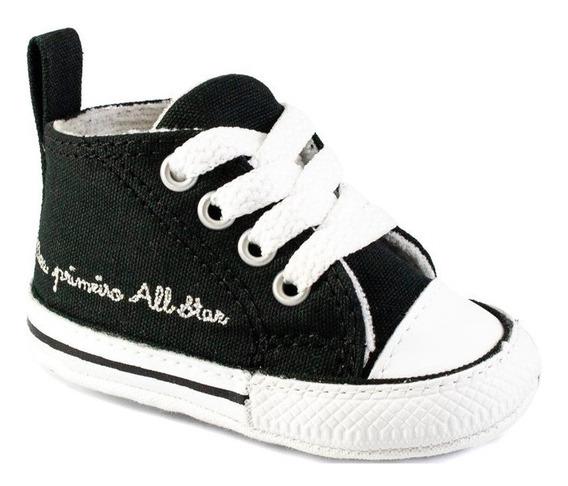 Tênis Meu Primeiro All Star Converse Baby Ck044 - Original