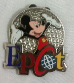 Pin Epcot Center Walt Disney
