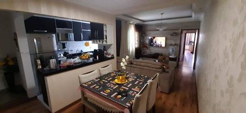 Cobertura Com 3 Dormitórios À Venda, 174 M² Por R$ 550.000,00 - Utinga - Santo André/sp - Co5344