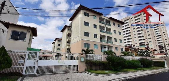 Apartamento Com 03 Quartos No Bairro Maraponga - Ap0337