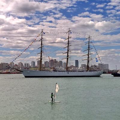 Curso Completo De Windsurf En El Mar - Mar Del Plata