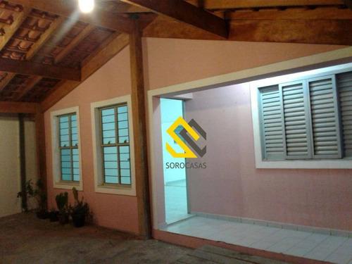 Imagem 1 de 13 de Casa À Venda, 171 M² Por R$ 480.000,00 - Parque Bela Vista - Votorantim/sp - Ca1371