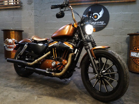 Harley Davidson Sportster Xl 883 Iron
