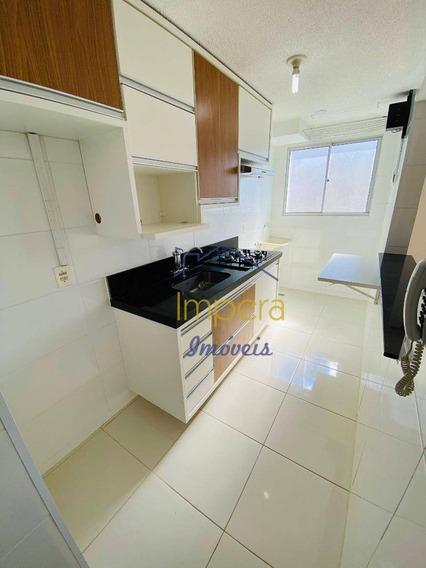 Apartamento Ed Spazio Campo Di Bianco Com 2 Dormitórios À Venda, 45 M² Por R$ 144.000 - Vila Tesouro - São José Dos Campos/sp - Ap0014