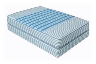 Colchon Supremo Hotelero King Size - Azul Këssa Muebles