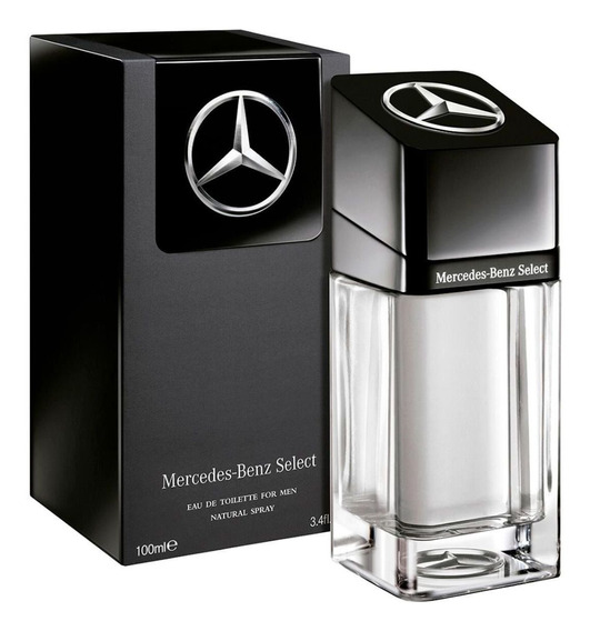 Perfume Mercedes Benz Select For Men Edt 100 Ml