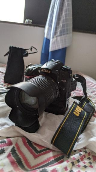 Nikon D7000 - Usada