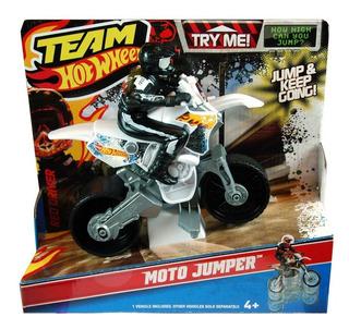 Hot Wheels Moto Jumper Vehículo