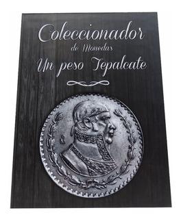Album Monedas Un Peso Tepalcate 1957-1967 Full