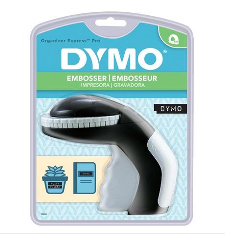 Rotulador Manual Dymo Organizer Xpress Pro Con 3 Cintas