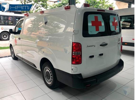 Citroen Jumpy Ambulancia 2.3 Hdi 2019 Simples Remoção