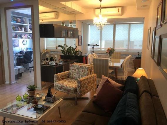 Apartamento Para Venda Em Teresina, Jóquei, 3 Dormitórios, 1 Suíte, 2 Banheiros, 2 Vagas - Apto Vivaldi