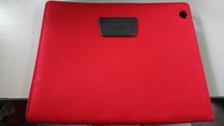Funda Belkin Roja Para iPad