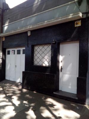 Casa Padron Unico Con Garage 2 Dorm Paso Molino ,permuto.