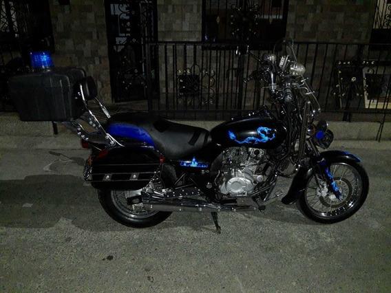 Moto Chopper, Avenger 220