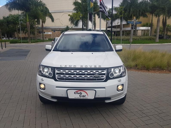 Land Rover Freelander 2 2.2 Hse Sd4 16v Turbo Diesel 4p Auto
